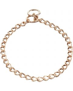 Collar, round links - CUROGAN, 3.0 mm