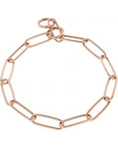 Collar, long links - CUROGAN, 3.0 mm