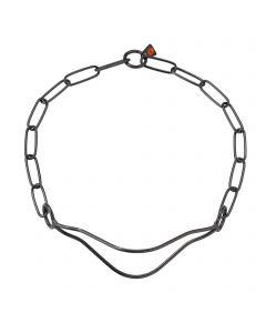 Show Collar - Standard - Stainless steel black