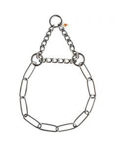Halskette mit Zugbegrenzung - Edelstahl Rostfrei, 3,0 mm