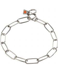 "Collar, ""Lightweight"" - Stainless steel, 3.0 mm"