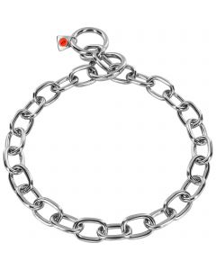 Collar, extra strong - Stainless steel, 4.0 mm