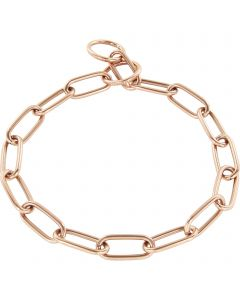 Collar, long links - CUROGAN, 4.0 mm