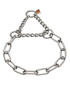 Collar with limited traction - Stainless steel, 4.0 mm