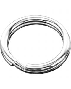 Key ring - Steel chrome-plated
