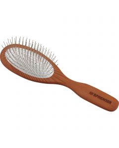 Biba - Dog brush - clinched, 27 mm metal teeths