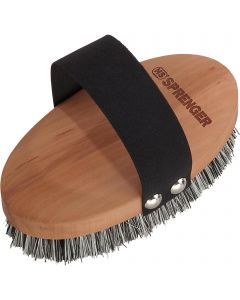 Biba - Dog brush, oval - sheer natural hair