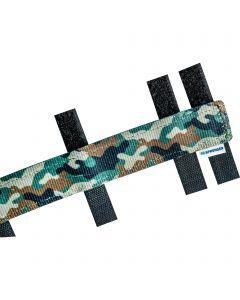 Verkleidung für ULTRA-PLUS Dressurhalsketten - Camouflage Green