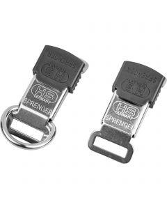 ClicLock 21 mm - Stainless steel - rustproof