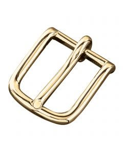 Buckle - brass polished