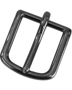 Buckle - Stainless steeel black