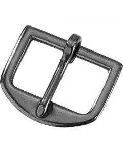 Buckle - Stainless steel black