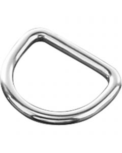D-Ring - Stainless steel
